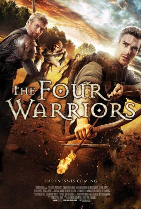 The Four Warriors 2015 HQ HDRip x264 AC3-iFT