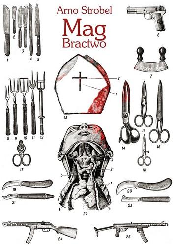 Arno Strobel - Mag: Bractwo