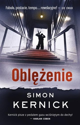 Simon Kernick - Oblężenie
