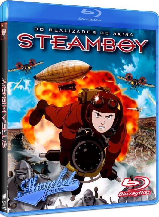 大友克洋《蒸氣男孩/蒸氣少年 Steamboy》BD-MKV@粵國日語/繁簡英