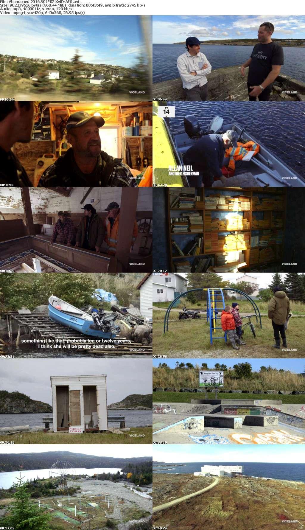 Abandoned 2016 S01E02 XviD-AFG