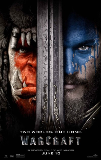 Warcraft 2016 3D COMPLETE BLURAY-LAZERS