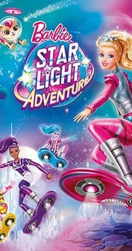 Barbie - Star Light Adventure 2016 BD-Rip 1080p x265 DTS-HD ac3 6ch aac 2ch -Dtech