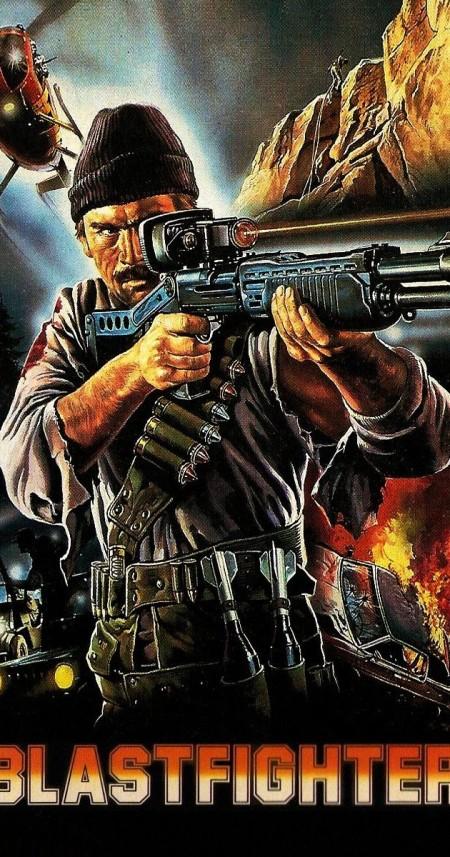 Blastfighter 1984 1080p GER Blu-ray AVC DTS-HD MA 2 0