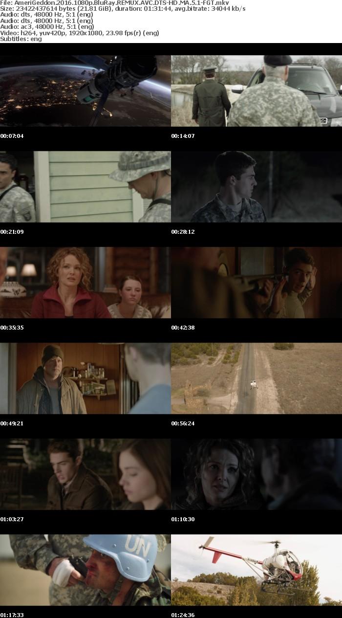 AmeriGeddon 2016 1080p BluRay REMUX AVC DTS-HD MA 5 1-FGT