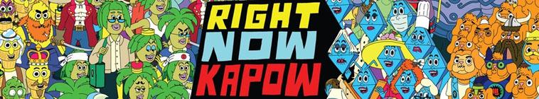 Right Now Kapow S01E05E06 R amp B-Sphinx 720p DSNY WEBRip AAC2 0 x264-TVSmash