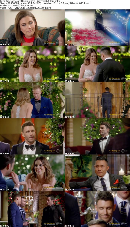 The Bachelorette AU S02E01 HDTV x264-FQM
