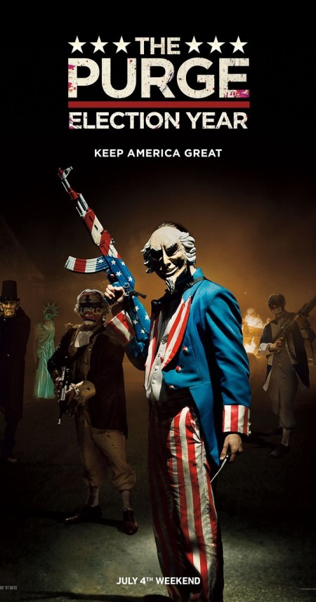 The Purge Election Year 2016 BRRip XviD AC3-iFT