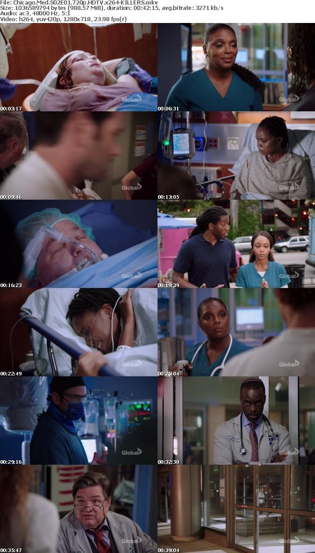 Chicago Med S02E01 720p HDTV x264-KILLERS