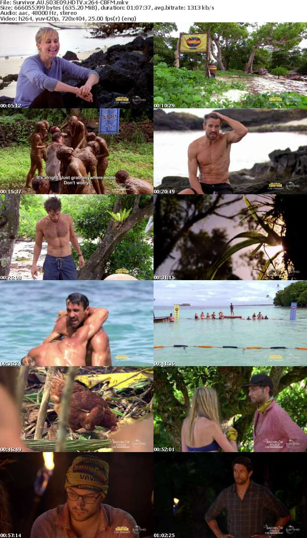 Survivor AU S03E09 HDTV x264-CBFM