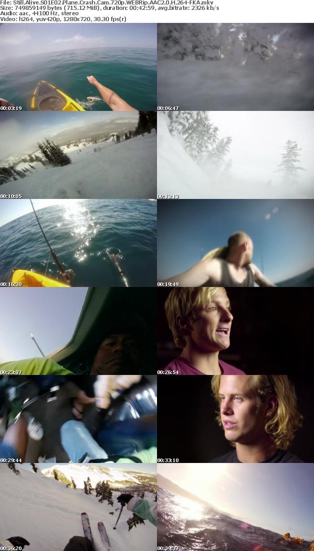 Still Alive S01E02 Plane Crash Cam 720p WEBRip AAC2 0 H 264-FKA