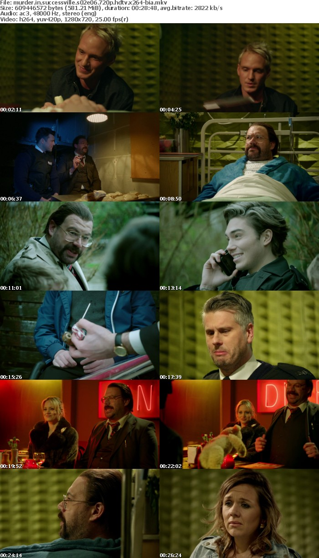 Murder In Successville S02E06 720p HDTV x264-BiA