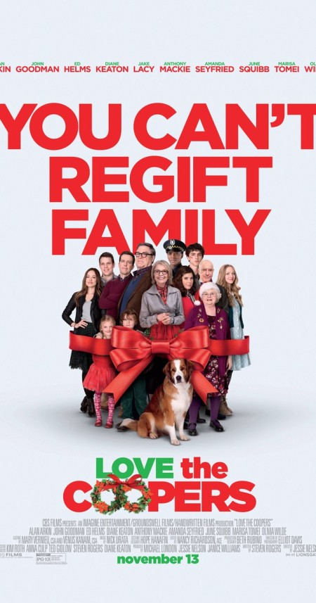 Love the Coopers 2015 BluRay 1080p DTS x264-PRoDJi