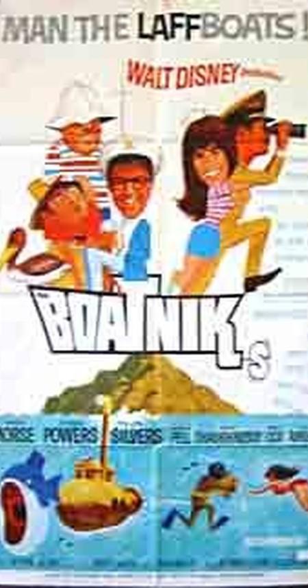 The Boatniks 1970 1080p BluRay x264-PSYCHD