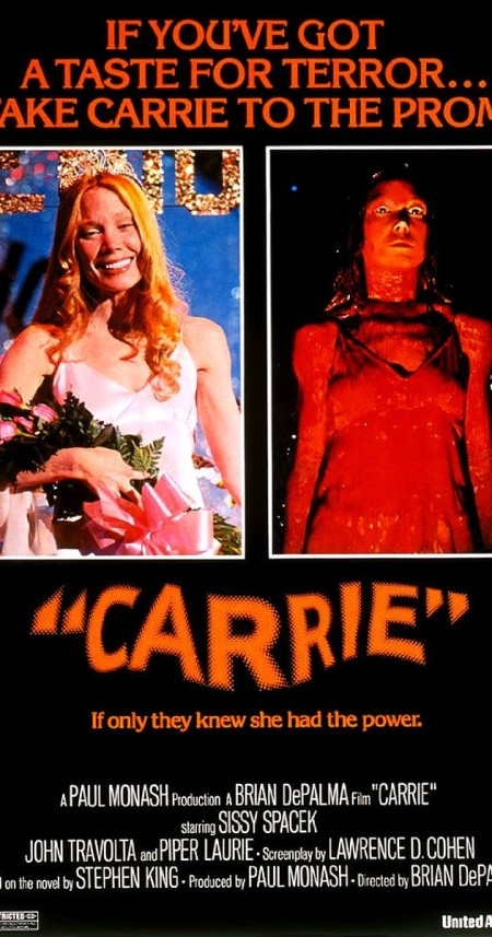 Carrie 1976 REMASTERED 1080p BluRay X264-AMIABLE