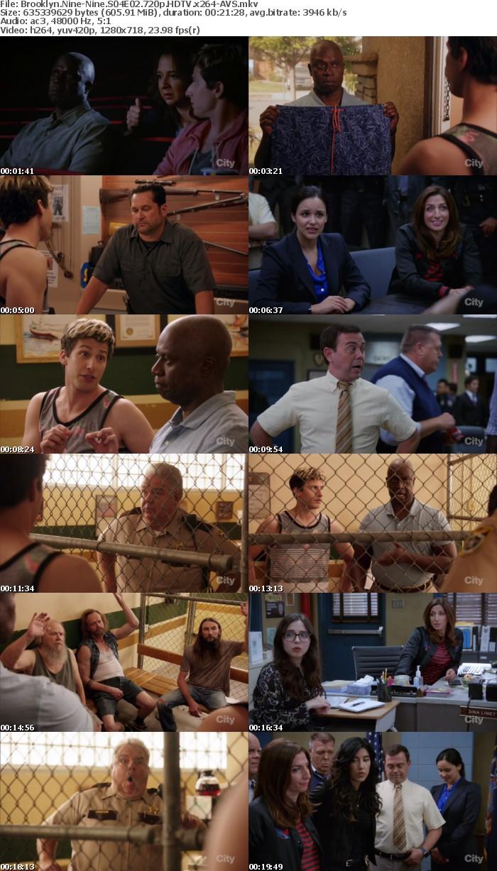 Brooklyn Nine-Nine S04E02 720p HDTV x264-AVS