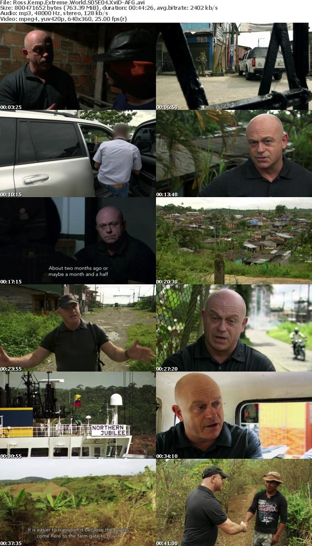 Ross Kemp Extreme World S05E04 XviD-AFG