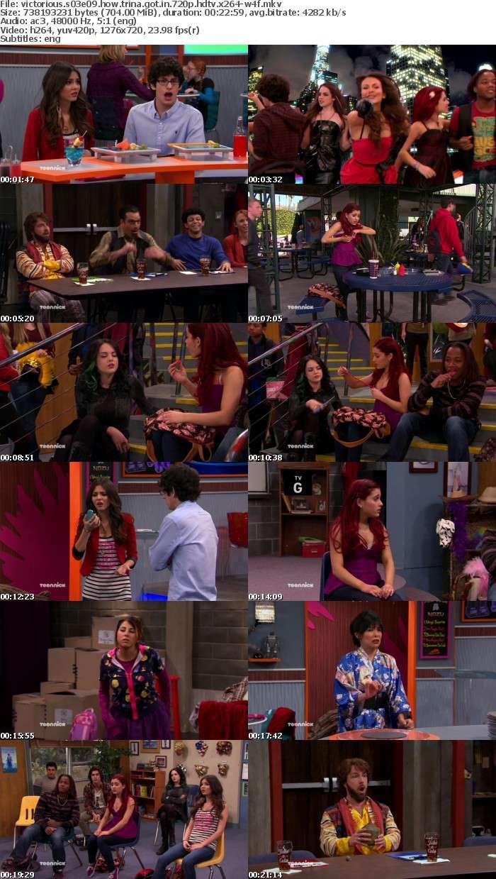 Victorious S03E09 How Trina Got In 720p HDTV x264-W4F