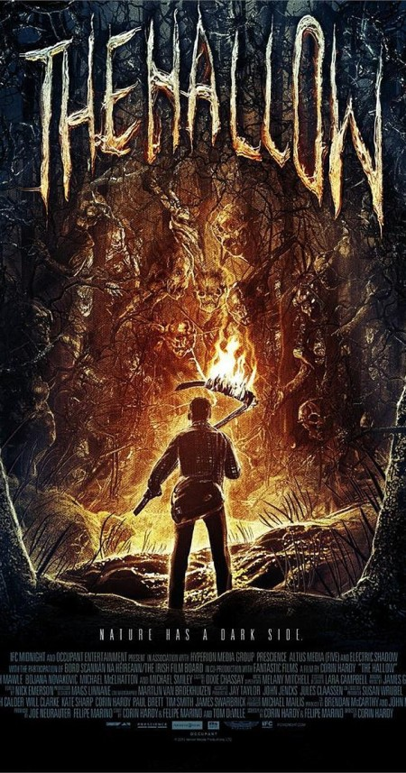 The Hallow 2015 FRENCH BDRip x264-RUDE