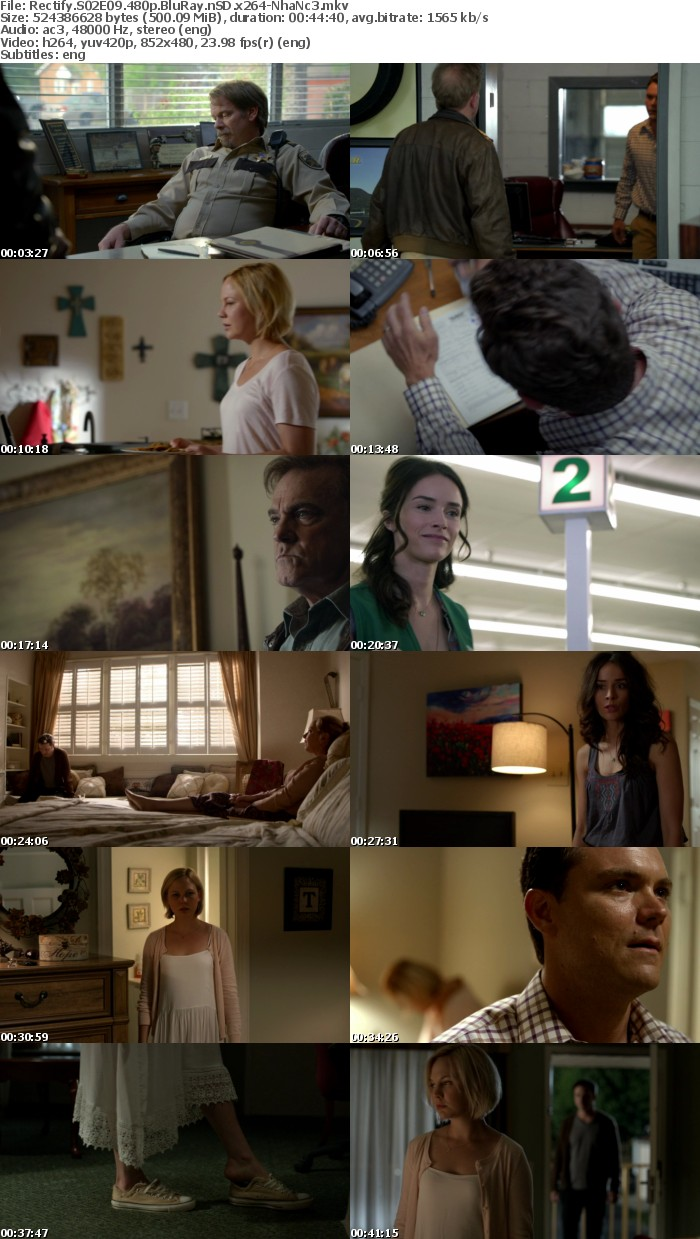 Rectify S01-S03 480p BluRay WEB DL nSD x264-NhaNc3