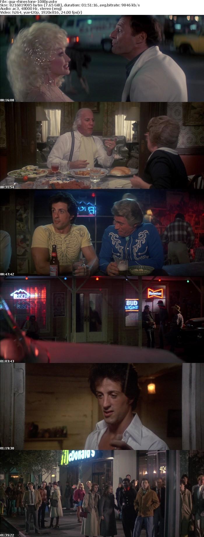 Rhinestone 1984 1080p BluRay x264-GUACAMOLE