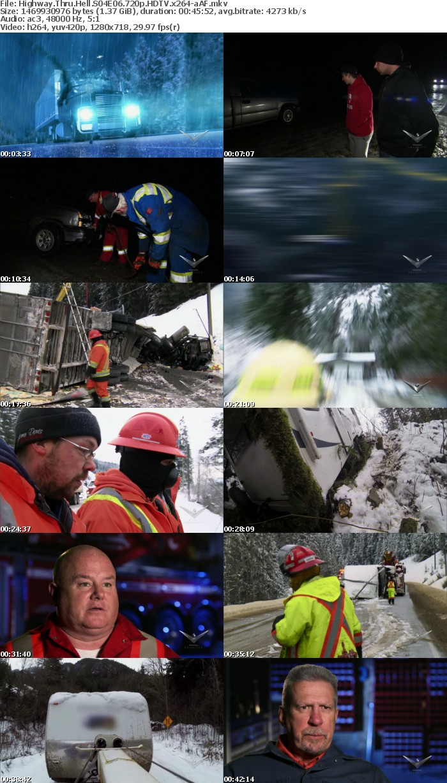 Highway Thru Hell S04E06 720p HDTV x264-aAF