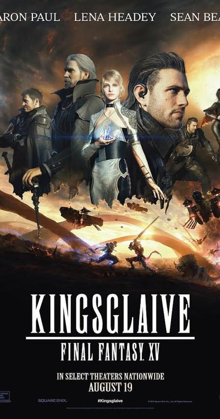 Kingsglaive Final Fantasy XV 2016 BRRip x264 720p-NPW