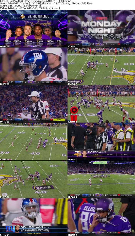 NFL 2016 10 03 Giants vs Vikings AAC-Mobile