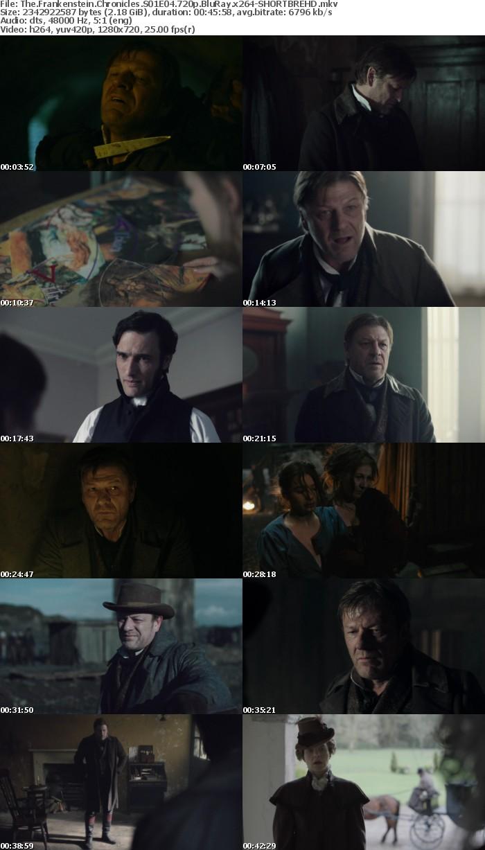 The Frankenstein Chronicles S01 720p BluRay x264