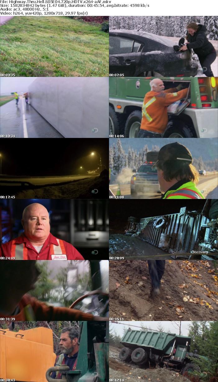 Highway Thru Hell S05E04 720p HDTV x264-aAF