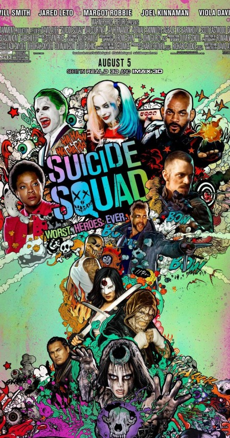 Suicide Squad 2016 720p HC HDRIP x264 AC3 TiTAN