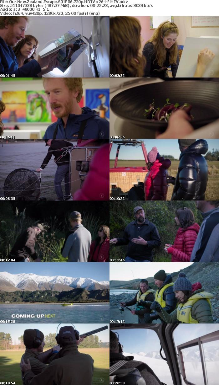 Our New Zealand Escape S01E06 720p HDTV x264-FiHTV