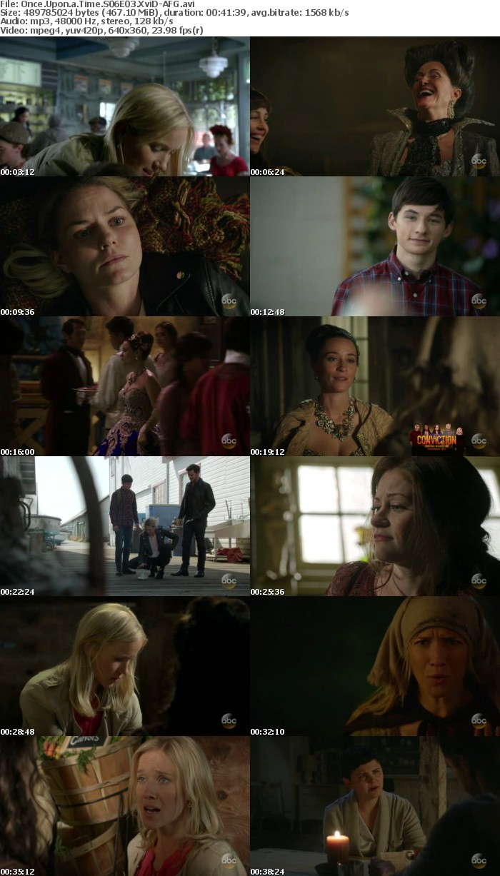 Once Upon a Time S06E03 XviD-AFG