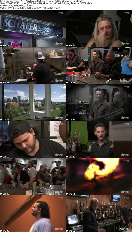 Bar Rescue S05E07 Listen Yall Its Sabotage 720p HDTV x264-FIRST
