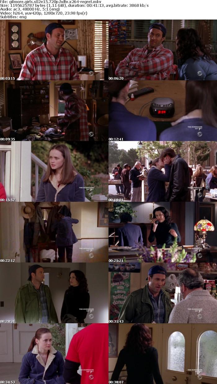 Gilmore Girls S02E15 720p HDTV x264-REGRET