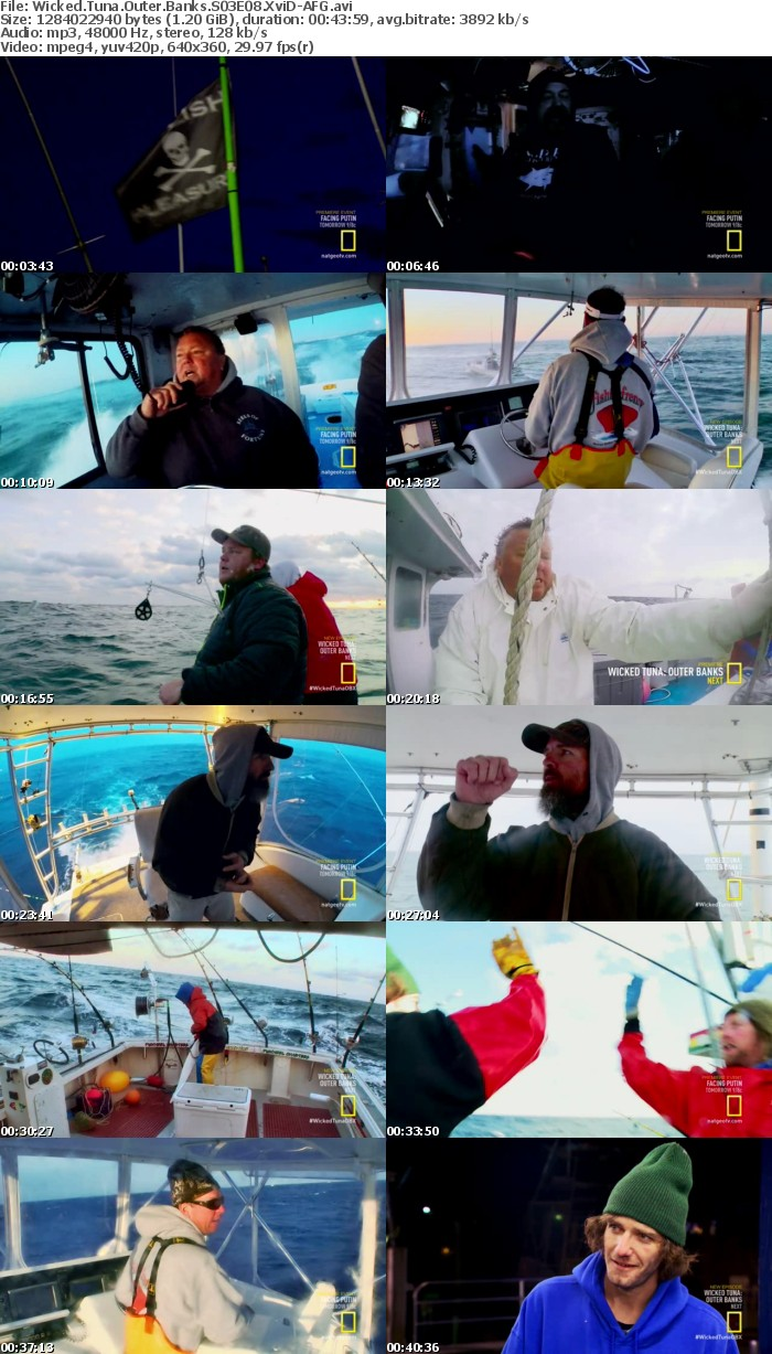 Wicked Tuna Outer Banks S03E08 XviD-AFG