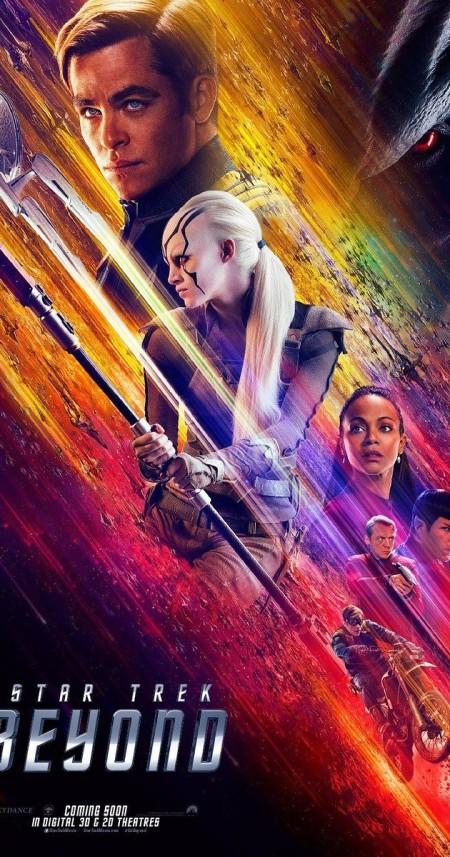 Star Trek Beyond 2016 720p BRRip X264 AC3-EVO