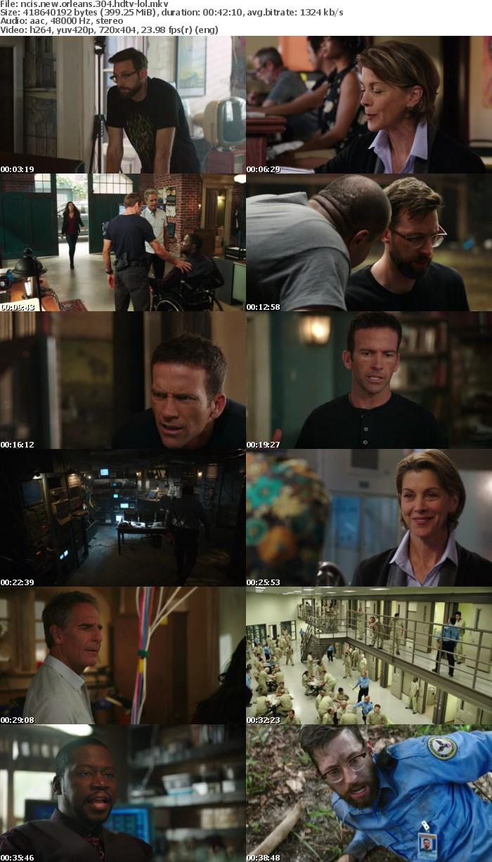 NCIS New Orleans S03E04 HDTV x264-LOL
