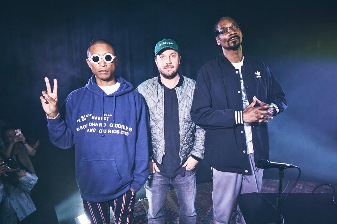 Snoop Dogg on #OTHERtone Tonight | The Neptunes #1 fan site