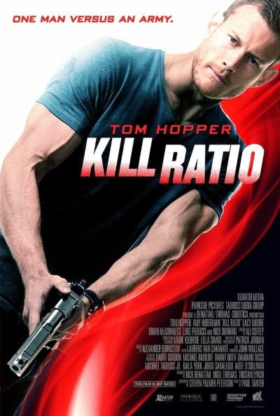 Mordercza skuteczność / Kill Ratio (2016) PLSUBBED .HDRip.Xvid-MX / Napisy PL wtopione