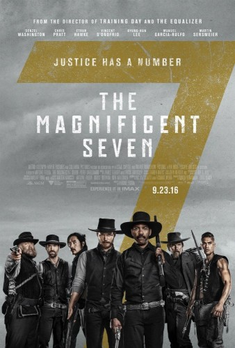 The Magnificent Seven (2016) 720p Brrip X265 Hevc-shaanig