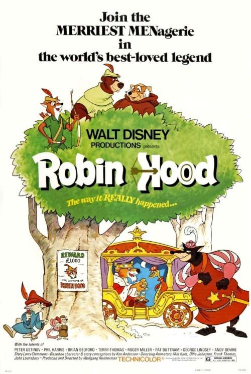 Robin Hood 1973 720p Bluray X264-x0r