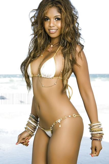 hot black girls in bikinis № 91069