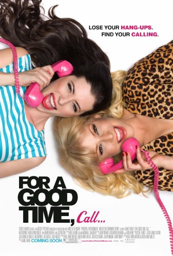 For A Good Time Call (2012) Unrated Directors Cut 720p Brrip H264 Aac-rarbg