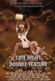 Late Night Double Feature (2016) HDRip XviD AC3-EVO