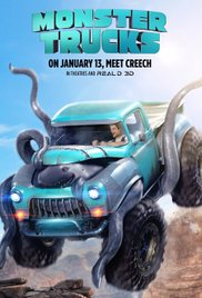 Monster Trucks (2016) Brrip Xvid Ac3-rarbg