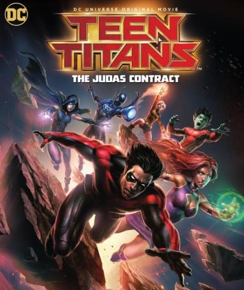 Teen Titans The Judas Contract (2017) Hdrip X264 Ac3-manning