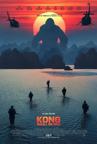 Kong Skull Island (2017) Hc 720p Hdrip X264-shaanig