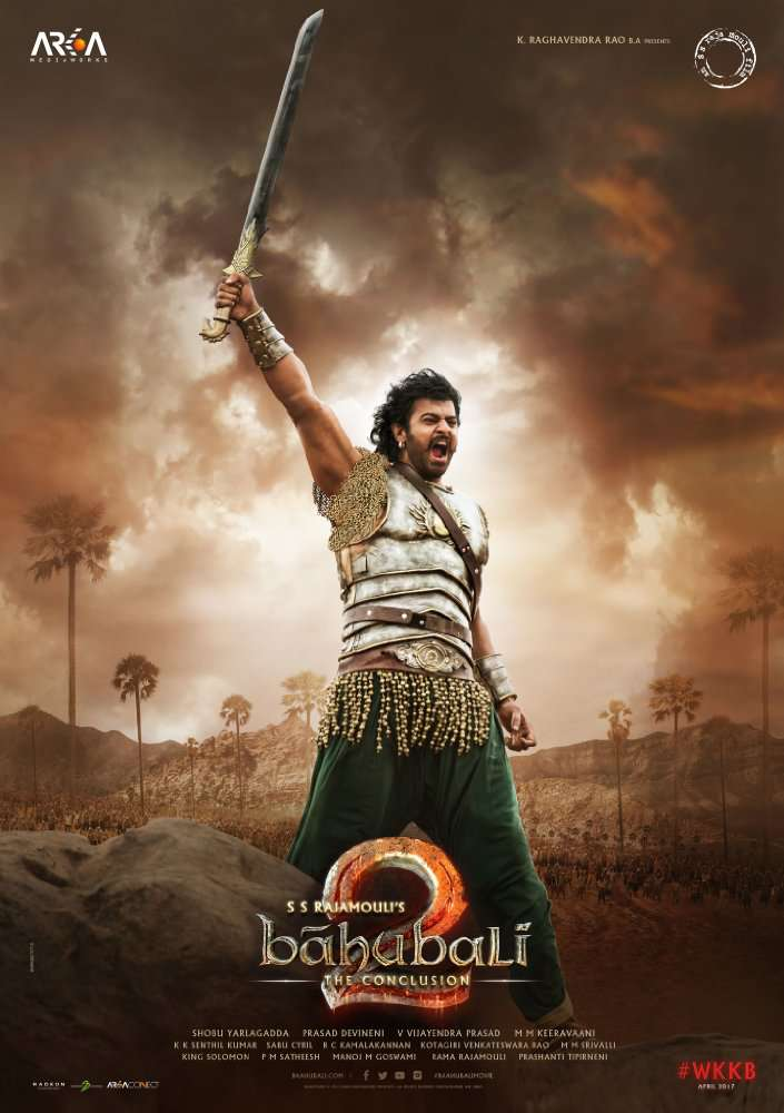 Baahubali 2  The Conclusion 2017  800MBRip  DesiSCR  x264  MP3  DUS