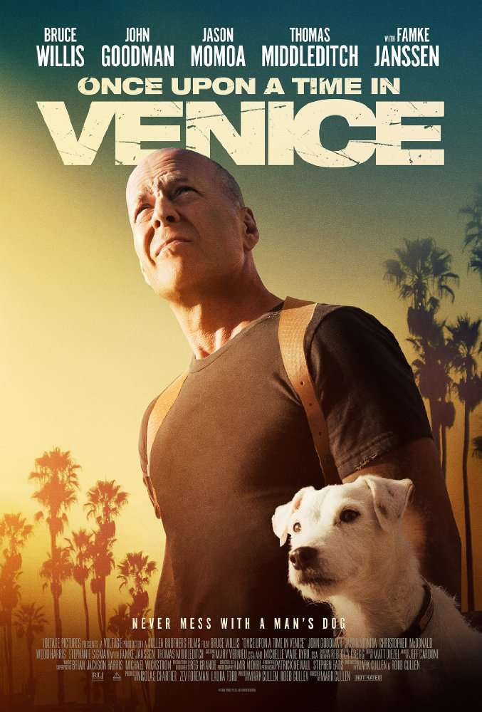 Once Upon a Time in Venice 2017 BRRip XviD AC3EVO